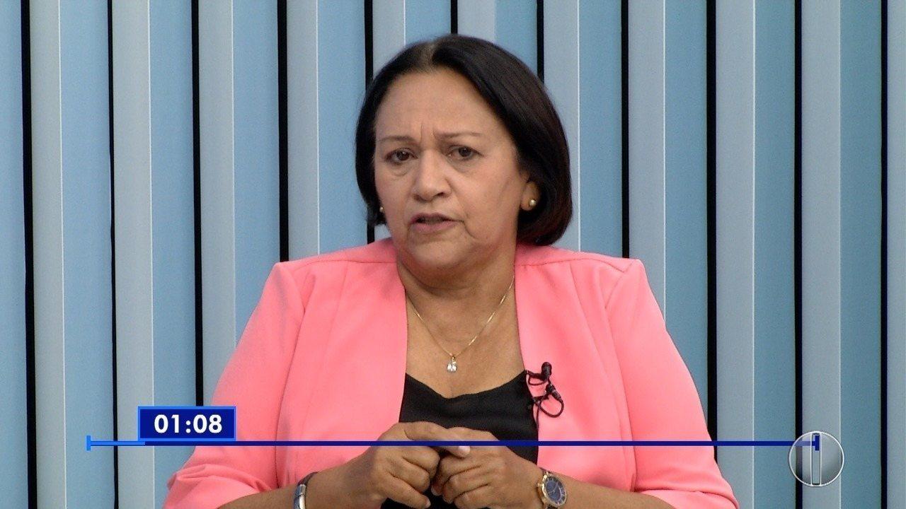 Reforma da Previdência: Fátima quer alterar teto de isenção para inativos