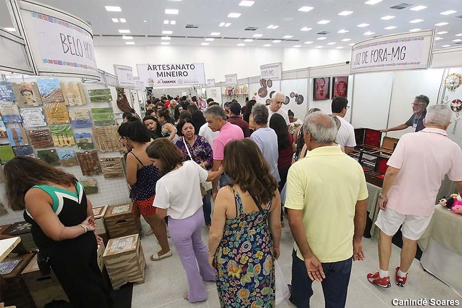 Resultado de imagem para 25ª Feira Internacional de Artesanato(Fiart) 2020