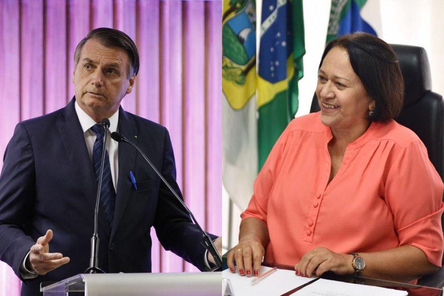 Saúde, segurança, educação e até salários: RN recebe ajuda do Governo Bolsonaro