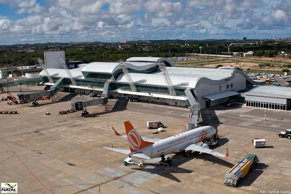 Aeroporto de Natal perde mais de 200 mil passageiros em 5 anos