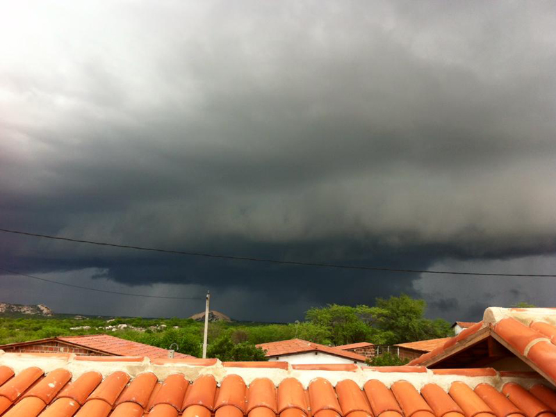 """RN tem novo aviso de chuvas com """"perigo potencial"""" para 96 cidades; veja a lista"""