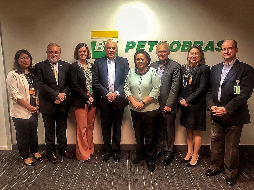 Petrobras diz a Fátima que manterá ações no RN, mas admite redução futura