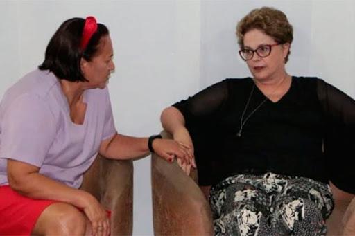 """Fátima diz que impeachment de Dilma foi """"golpe mesmo, não tem outro nome"""""""