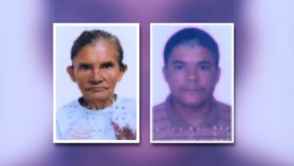 Idosa de 79 anos é estrangulada e filho executado a tiros no RN