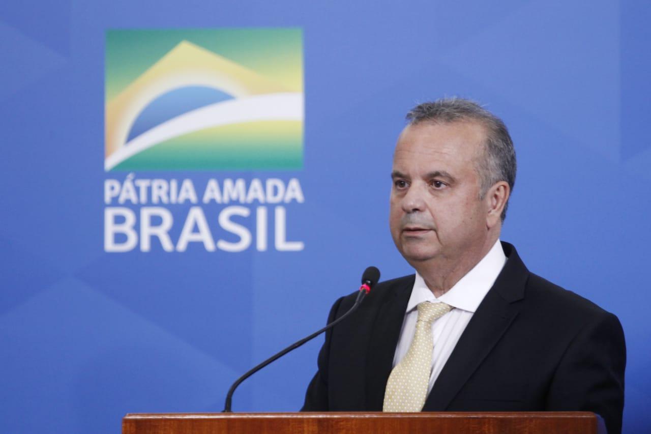 """""""Vou dar o melhor de mim"""", diz ministro Rogério Marinho a Bolsonaro"""