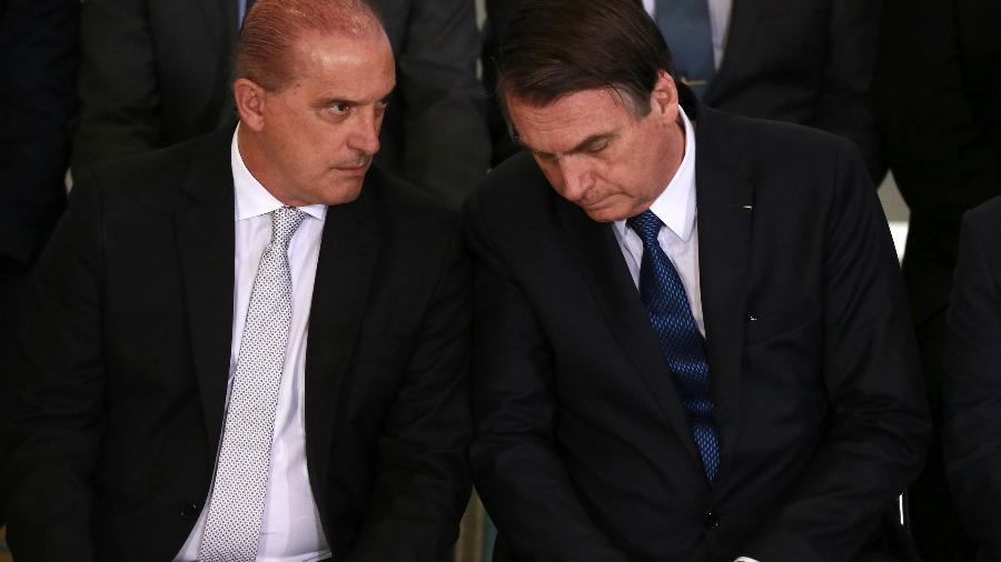 Bolsonaro demite Terra, põe Onyx na Cidadania e Braga Netto na Casa Civil