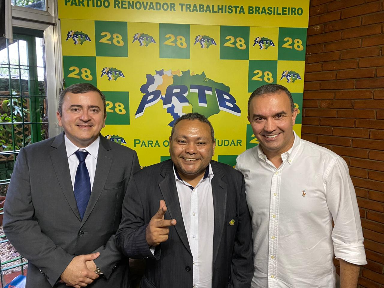 Após PSL, Kelps anuncia aliança com o partido do vice-presidente da República