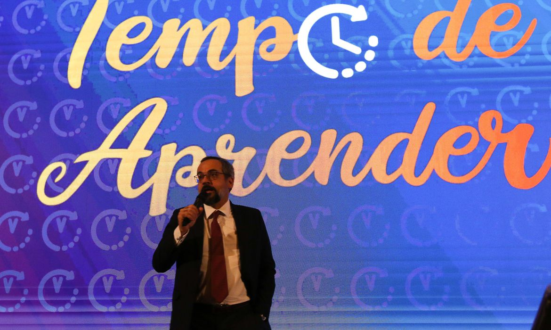 MEC lança programa para aprimorar alfabetização e investirá R$ 220 milhões