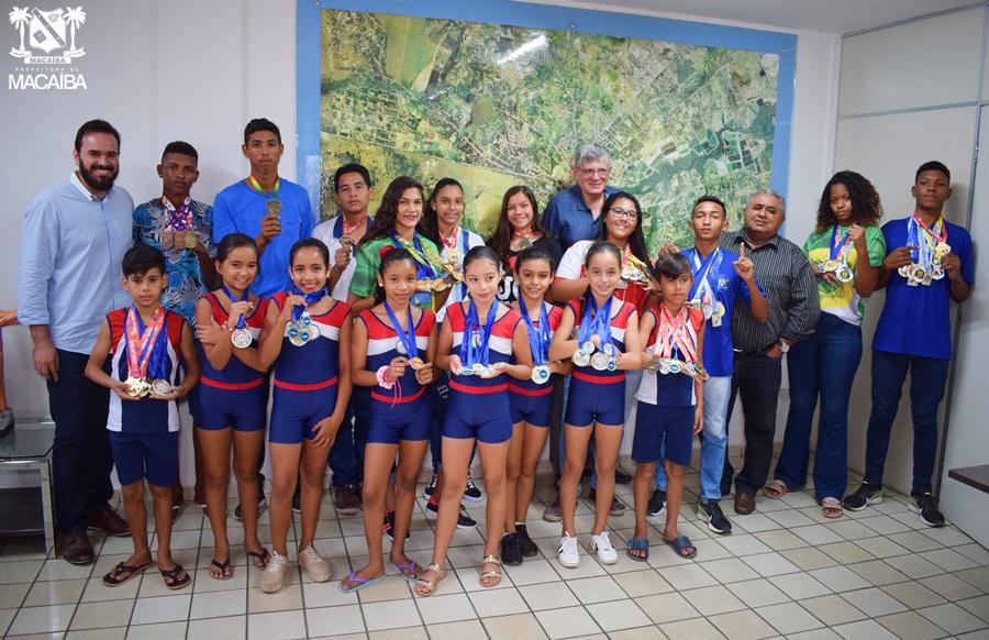 Vila Olímpica de Macaíba será Centro Nacional de desenvolvimento do Atletismo