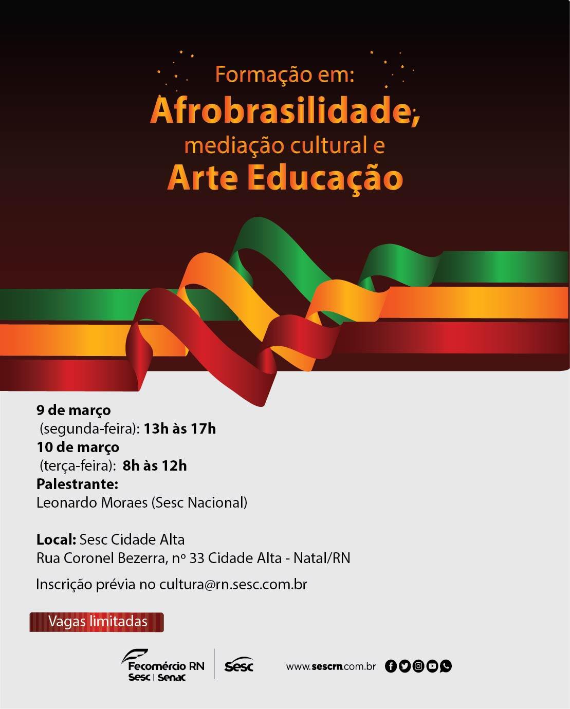 Resultado de imagem para Sesc promove evento de Arte Educação sobre questões étnico-raciais