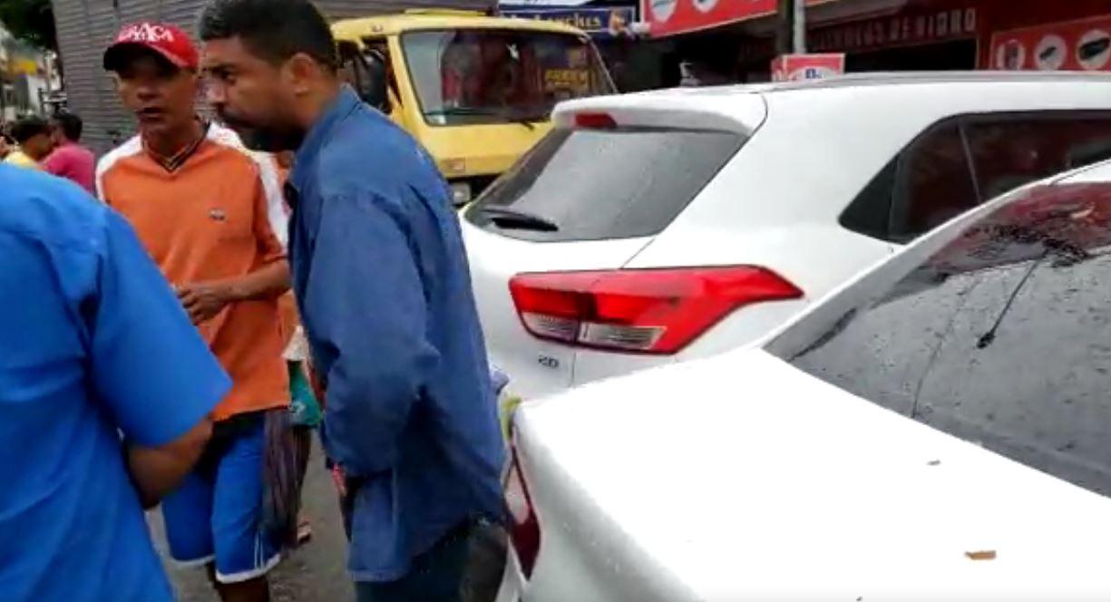 VÍDEO: Acidente grave envolve pelo menos 9 veículos no bairro Alecrim; assista