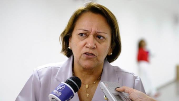 Governadora do RN decreta estado de calamidade pública em virtude do coronavírus